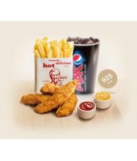 Boneless dips Meal 4 Pcs