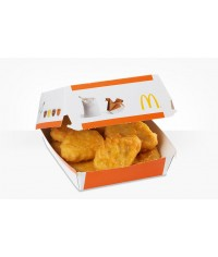 Chicken McNuggets 6 Pcs